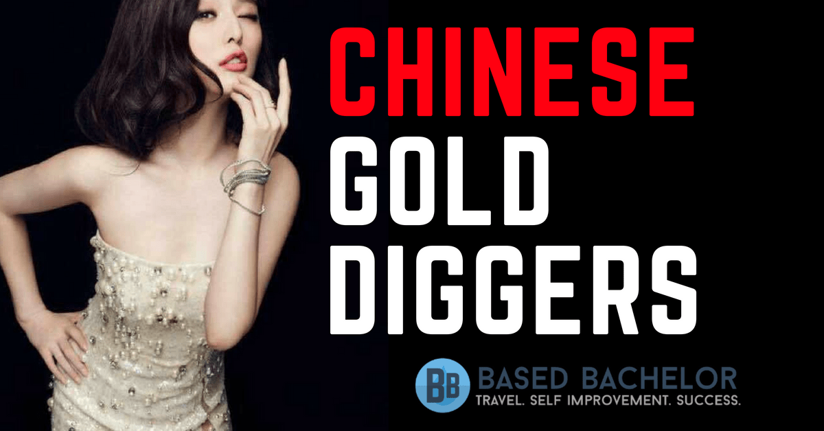 Materialist Culture from Chinese Gold Diggers - Based Bachelor