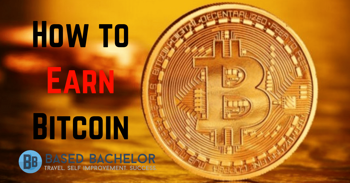 Earn Bitcoin Based Bachelor -