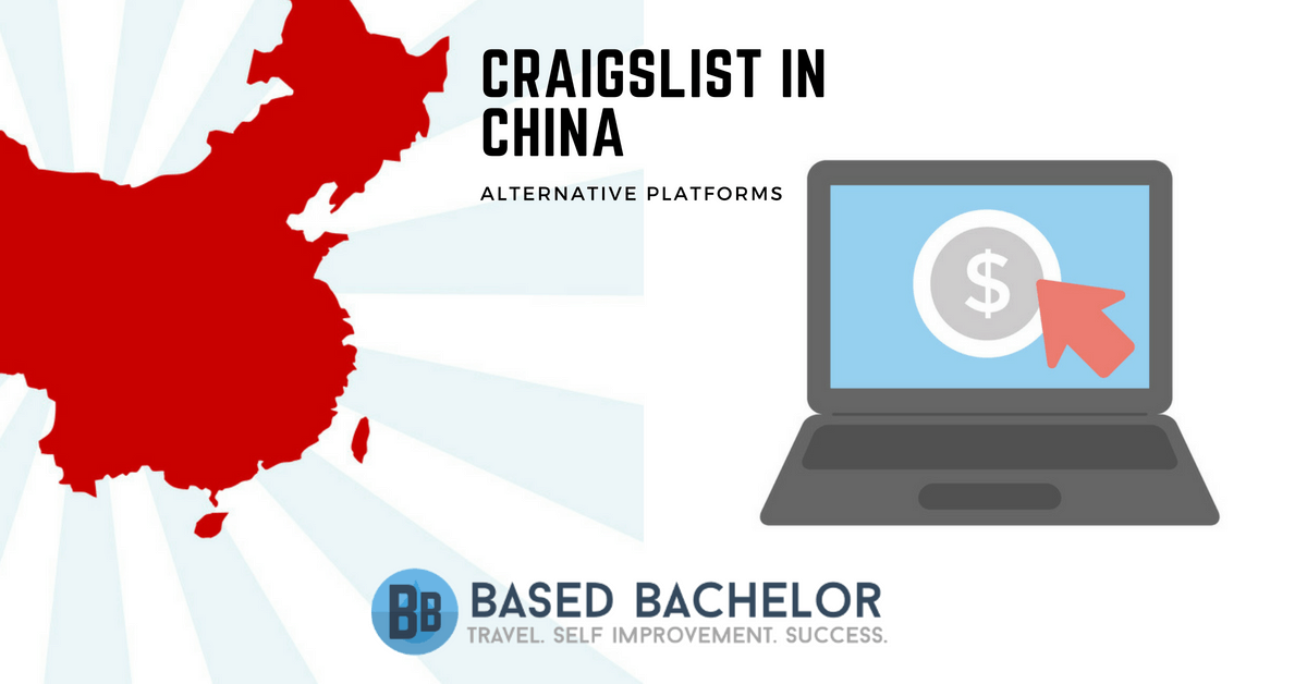 There is no Craigslist China - Based Bachelor
